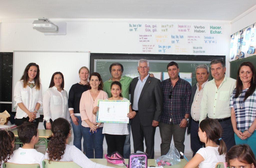 El Colegio de Tefía conmemora el Día Internacional contra el Racismo