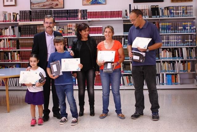 Puerto del Rosario premia a sus mejores lectores en el Día del Libro