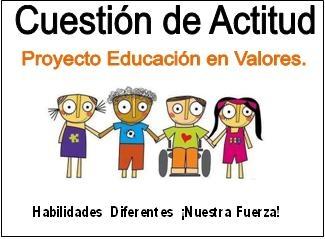 Trabajar en valores con los escolares, objetivo de «Cuestión de actitud».