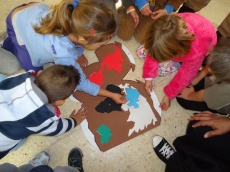 Nueva edición del programa Escuelitas de Colores en el ámbito rural