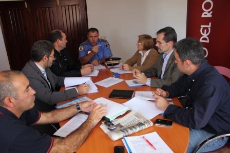 CONVOCATORIA DE LA JUNTA LOCAL DE SEGURIDAD DE CARA A LOS CARNAVALES CAPITALINOS 2012