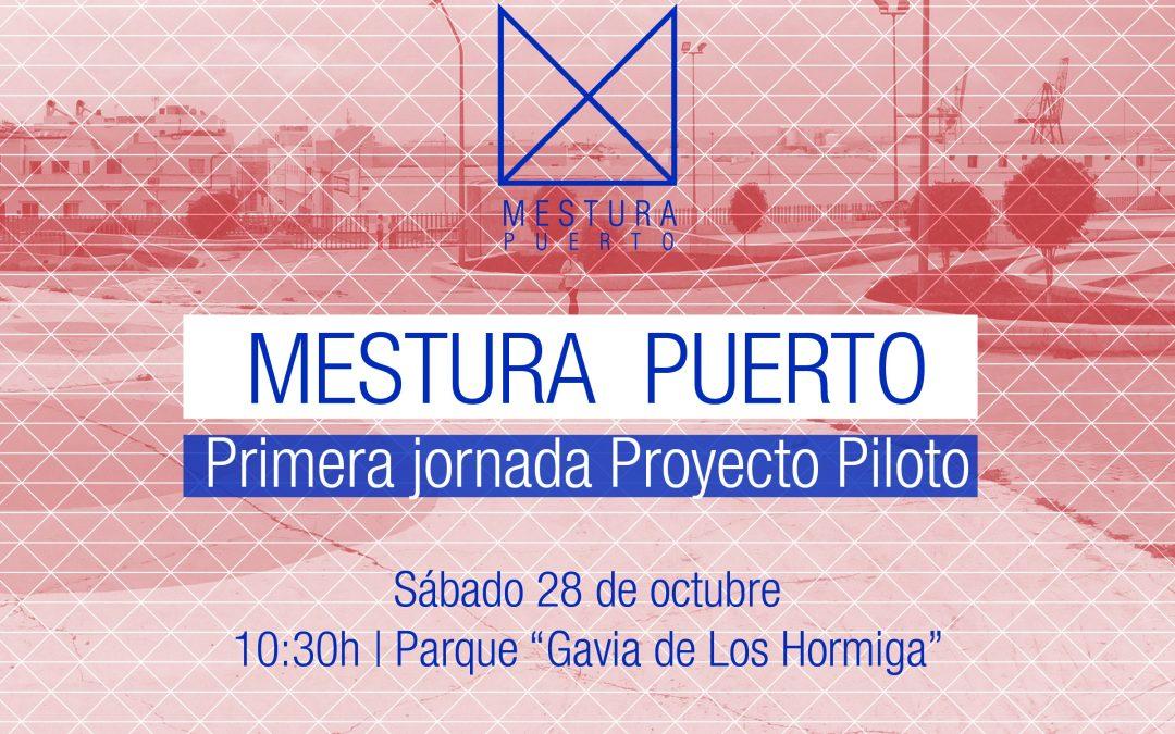 La Gavia de Los Hormiga, espacio de intervención de «Mestura Puerto»