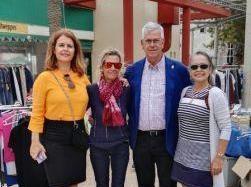 El ayuntamiento de Puerto del Rosario dinamiza el rastro de los domingos