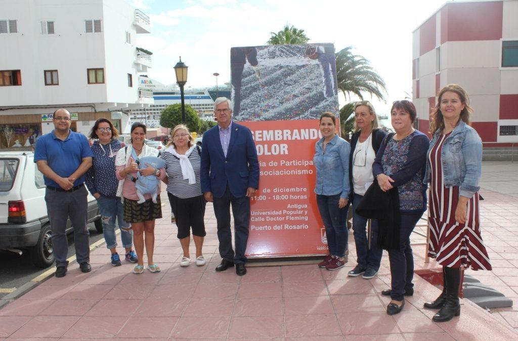 Unas cuarenta asociaciones  «nos abren sus puertas» en su primera Feria