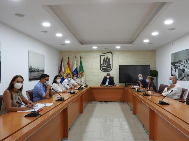 Puerto del Rosario constituye la nueva Comisión de Patrimonio Histórico municipal