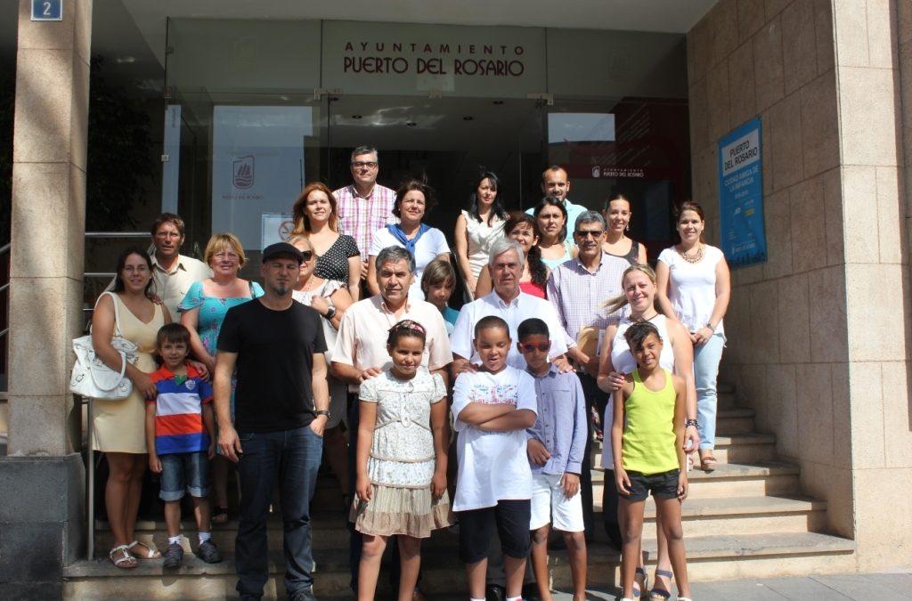 El Ayuntamiento impulsa  unas «vacaciones en paz» para niños saharauis
