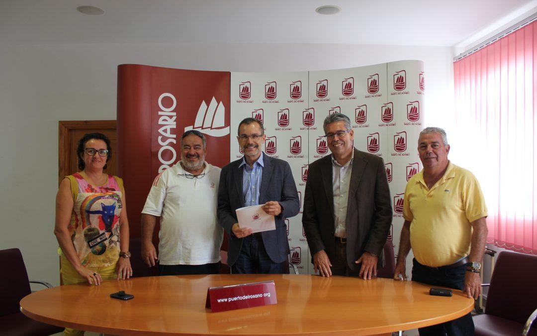 Ayuntamiento y Herbania firman un convenio de colaboración