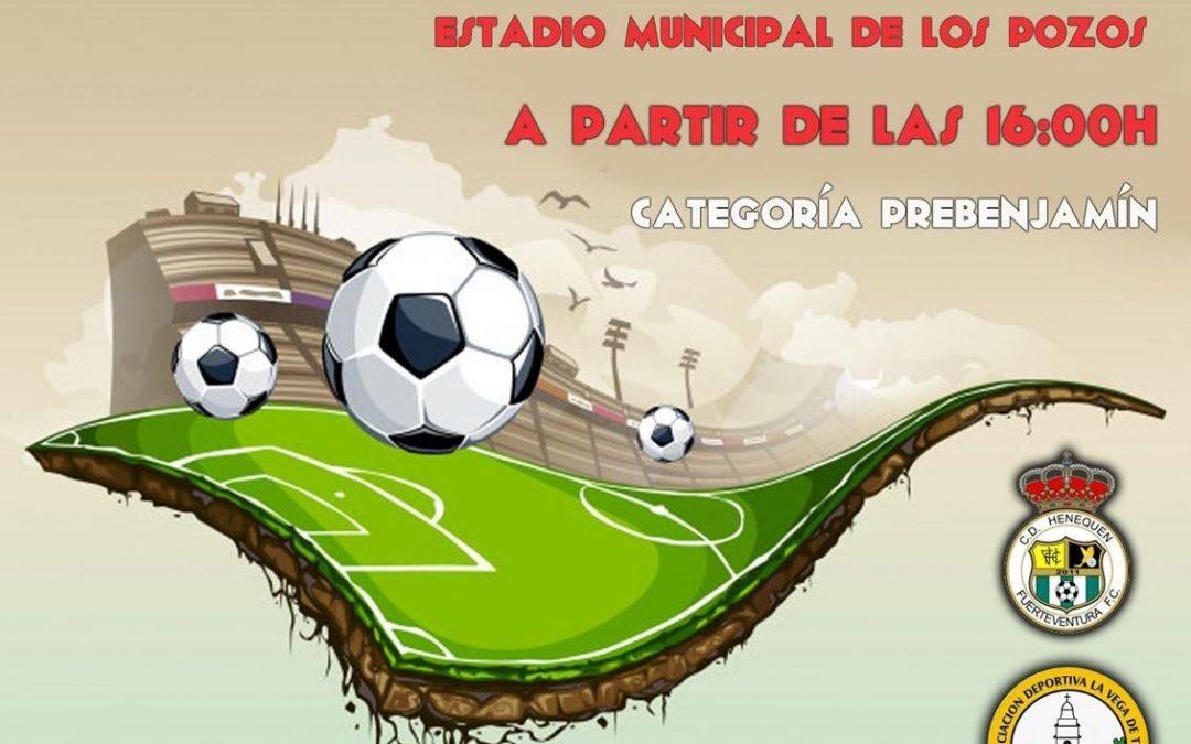 Torneo de Fútbol Prebenjamín con fines solidarios