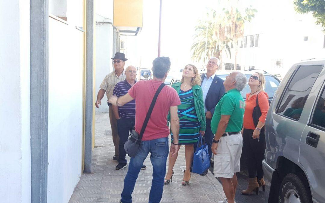 La Directora General del Instituto de la Vivienda se reúne con el Ayuntamiento