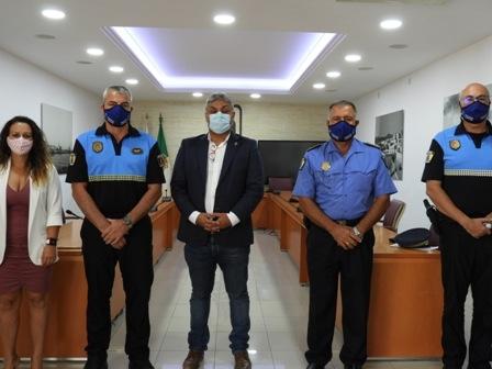 La plantilla de la Policía Local de Puerto del Rosario cuenta con un nuevo Subinspector
