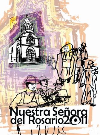 PRESENTACIÓN OFICIAL DEL PROGRAMA DE LAS FIESTAS EN HONOR A NTRA. SRA. DEL ROSARIO 2011
