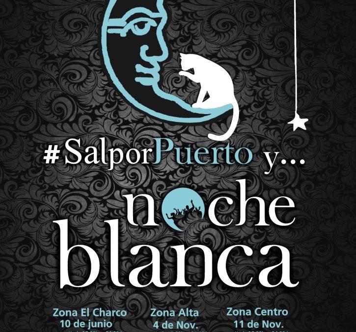 Presentación de «Salporpuerto y Noche Blanca…El Charco»