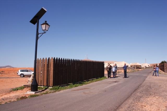 Puerto mejora gracias al Programa de Desarrollo Rural de Canarias-Feader