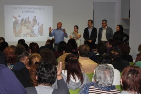 EL AYUNTAMIENTO AMPLIA EL NÚMERO DE PLAZAS PARA LOS TALLERES EN EL CHARCO
