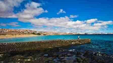 Concesión de hamacas y chiringuitos de playa para Puerto del Rosario