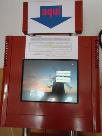 En Puerto del Rosario, Certificados de Residencia, (para viajar) gratuitos e inmediatos