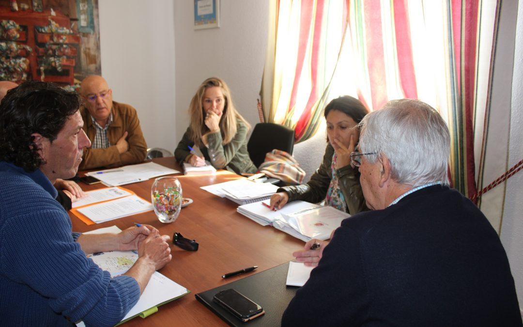 Ayuntamiento y Asofuer colaboran en materia de dinamización turística