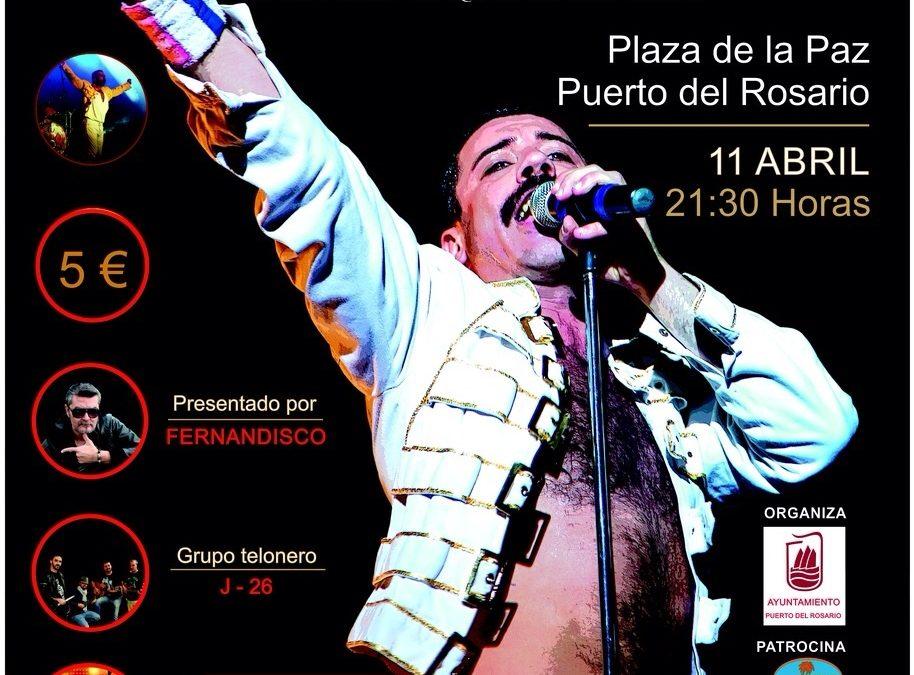 Se presenta el concierto «Remember Queen»