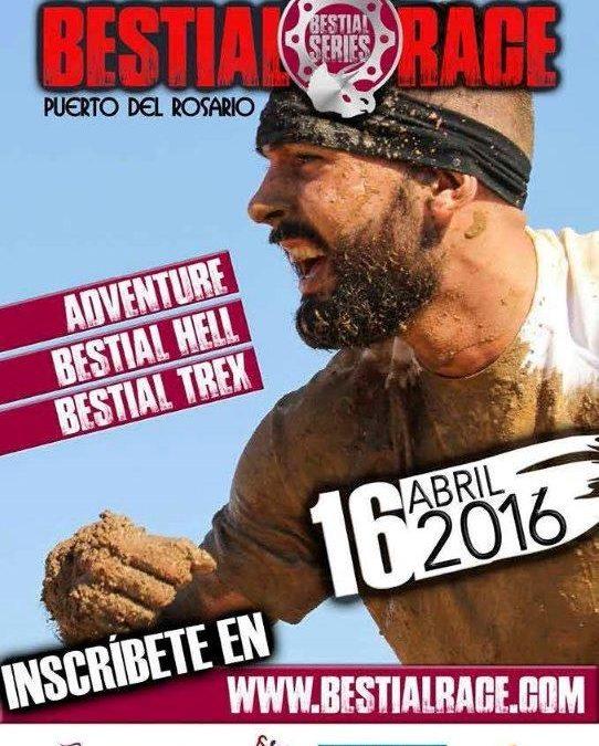 Acto de Presentación de la Bestial Race 2016 Puerto del Rosario