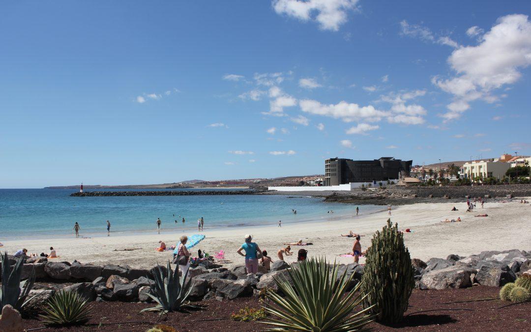 Adjudicada la obra de ampliación de la Playa de Los Pozos