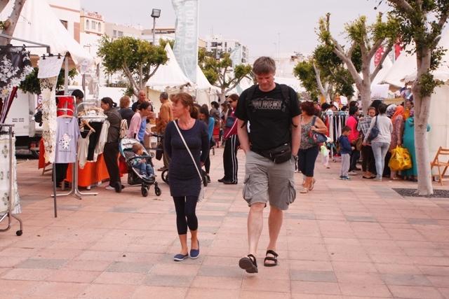 La VII Feria del Saldo cierra con una importante acogida ciudadana