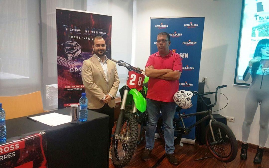 The Jump Canarias Tour 2017 comienza en Puerto del Rosario