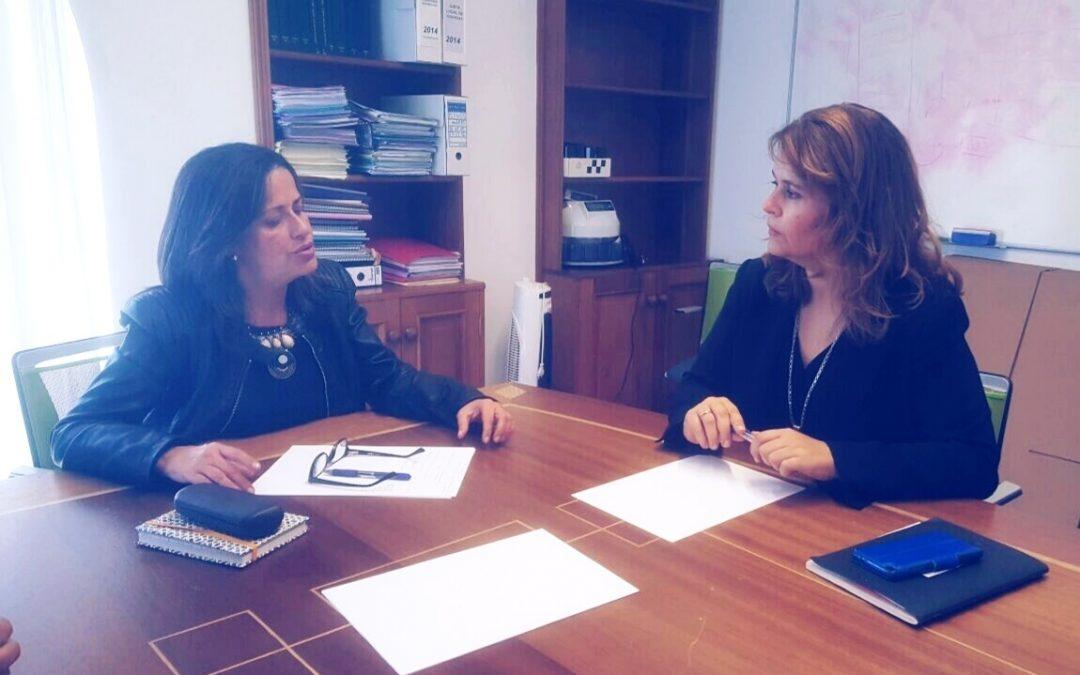 Puerto y Arrecife comparten experiencias en dinamización comercial