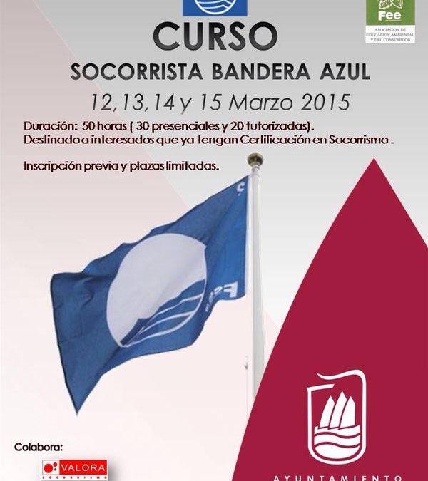 Curso de Socorrista para Playas con Bandera Azul