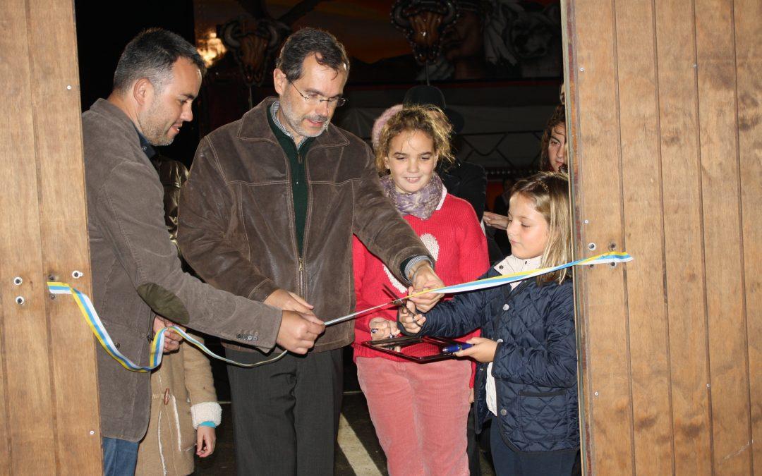 Se inaugura el Belén Gigante con vocación de Parque Etnográfico