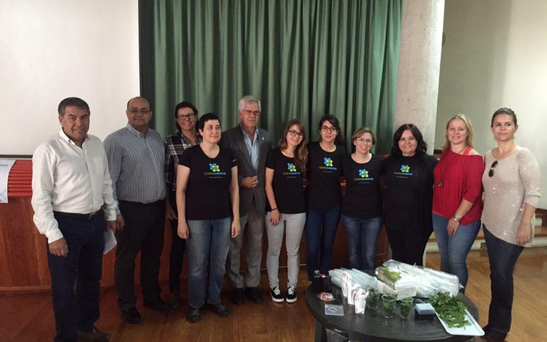 150 alumnos de Bachillerato participan en un Taller del CSIC