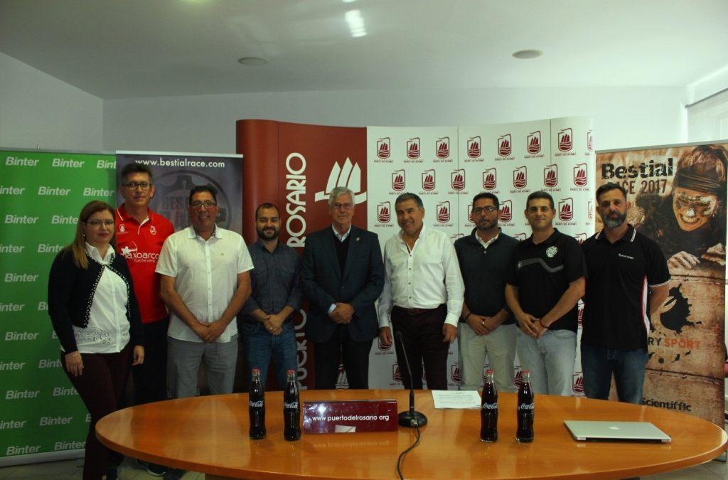 La «Bestial Race» de Puerto del Rosario alcanzará los 700 participantes