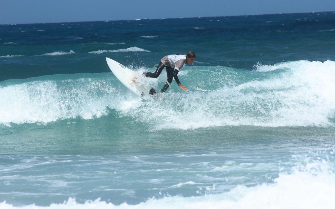 Campeonato de Surf celebrado en Playa Blanca. Palmarés y Balance