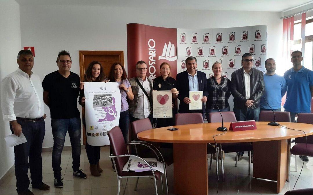 Asociaciones y Ayuntamiento impulsan iniciativas conjuntas contra la violencia de género