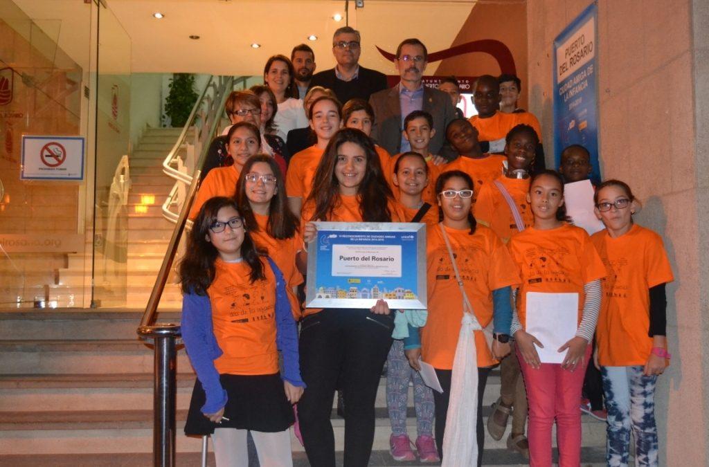Ayuntamiento y UNICEF firman un convenio de colaboración para la Infancia