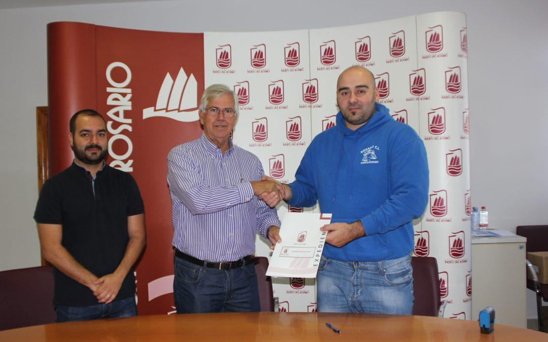 Convenio entre el Ayuntamiento y el Rosario Club de Lucha