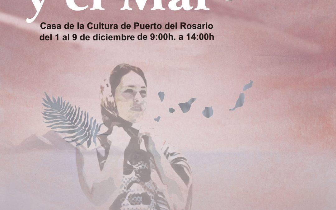Exposición «La Mujer y el Mar» en la Casa de la Cultura