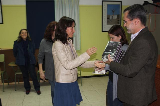 """El Ayuntamiento y el IES """"Puerto Del Rosario"""" en el Programa """"Ciudad Y Ciencia"""""""