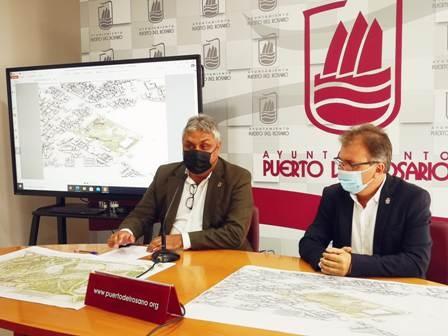 El Ayuntamiento avanza en el proyecto de conversión histórica del Barranco Pilón en un gran pulmón verde para la ciudad