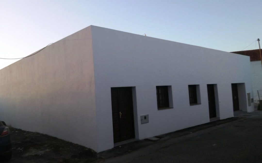 Cesión a la Consejería de Educación de un local para comedor escolar en Casillas