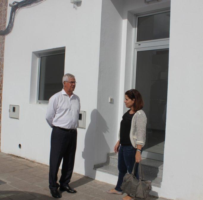 La Casa de «Juanito el cojo» espacio para las asociaciones del barrio de El Charco