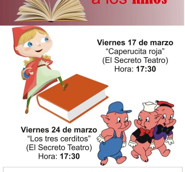 La Biblioteca cuenta cuentos tanto a niños como mayores