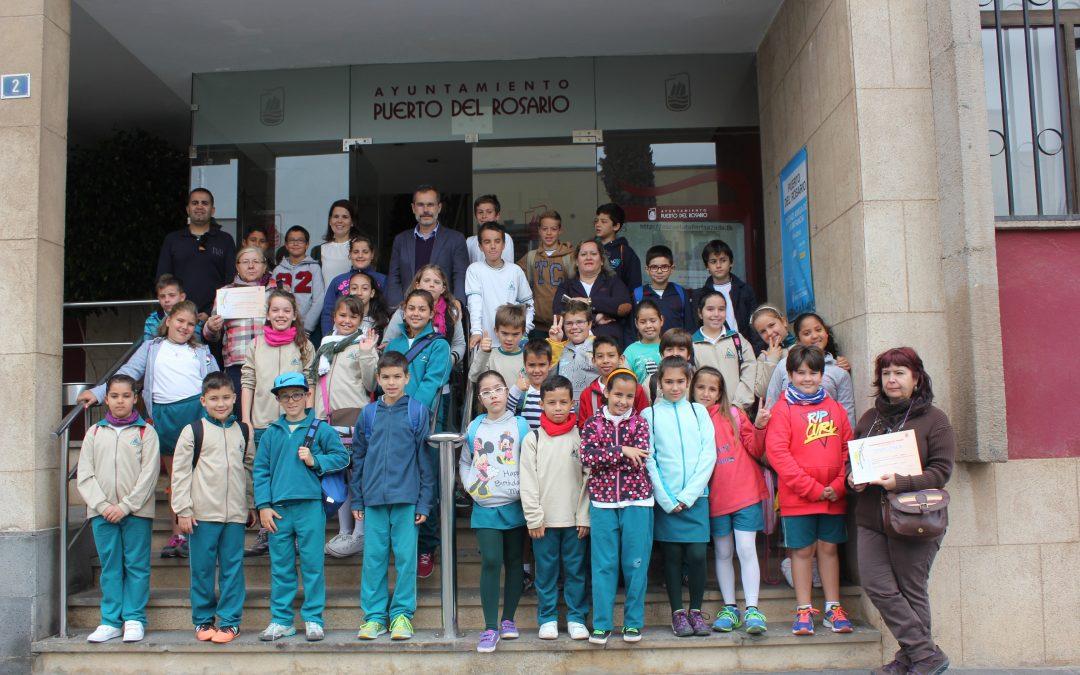 El CEO Puerto Cabras completa su visita con dos nuevos grupos