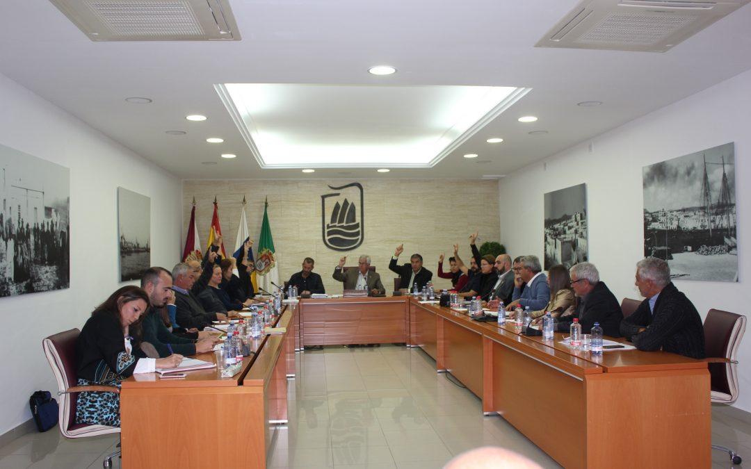 Se aprueba el presupuesto municipal para el próximo año 2017