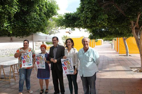LA V FERIA DEL SALDO DE PUERTO DEL ROSARIO REUNE A 26 STANDS CON LOS PRECIOS MÁS REBAJADOS