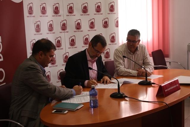 Ayuntamiento firma nuevo convenio para apoyar empleo en el municipio