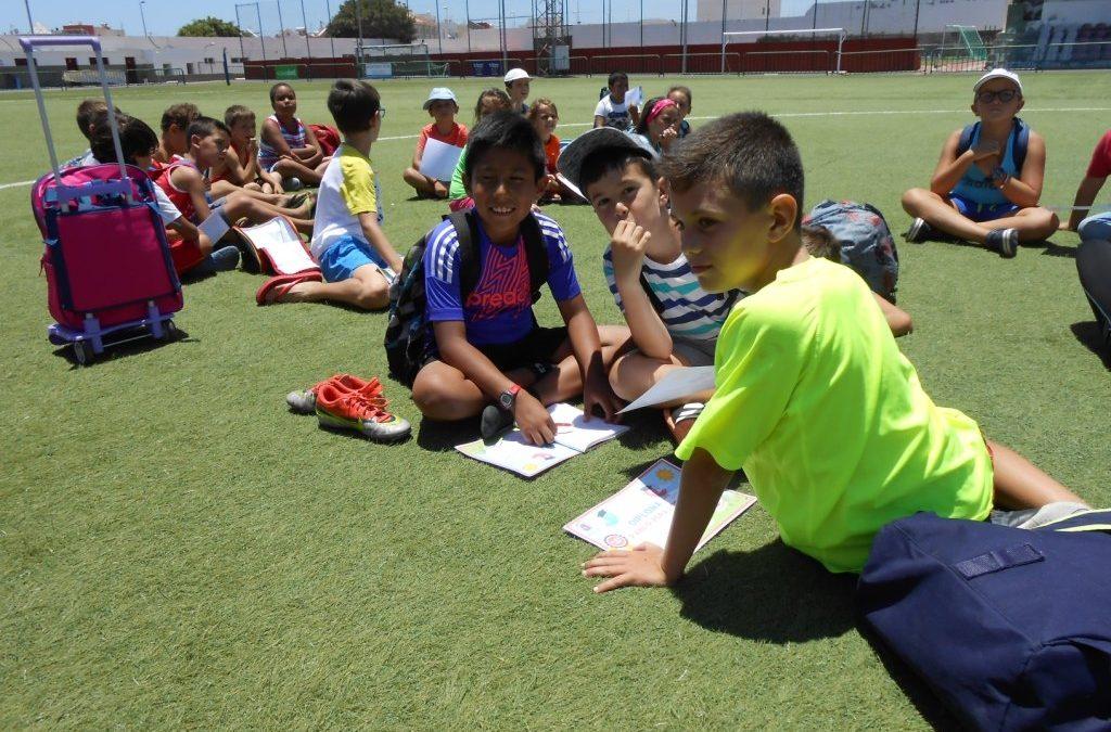 El Ayuntamiento presenta tres propuestas de «Campamentos de Verano»