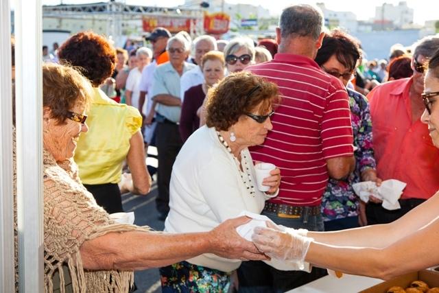 Abierto el plazo de inscripción para los ventorrillos de las Fiestas del Rosario