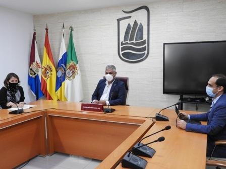 Puerto del Rosario acogerá un Centro de Atención Humanitaria que estará operativo a principios de 2021