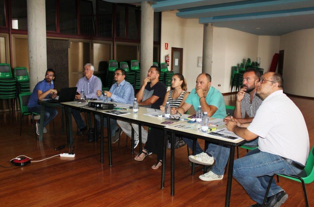 Se reúne el Jurado para valorar las propuestas del III Concurso de Murales