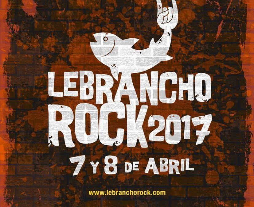 ABIERTO EL PLAZO DE INSCRIPCIÓN PARA LEBRANCHO ROCK 2017